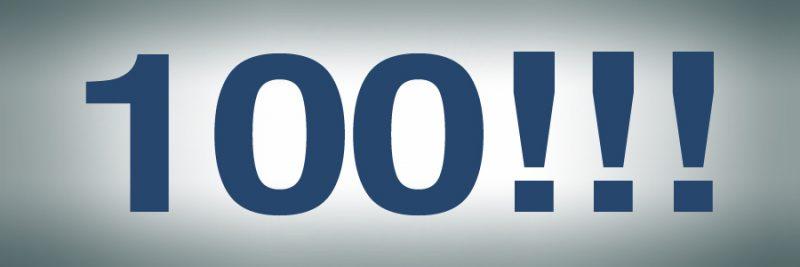 Ep 100!!!